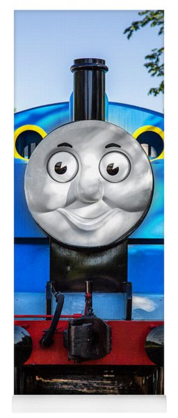 Thomas The Train Yoga Mat