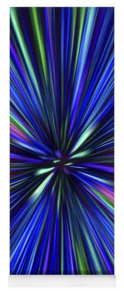 Through The Wormhole.. Yoga Mat
