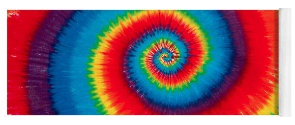 Tie Dye Yoga Mat