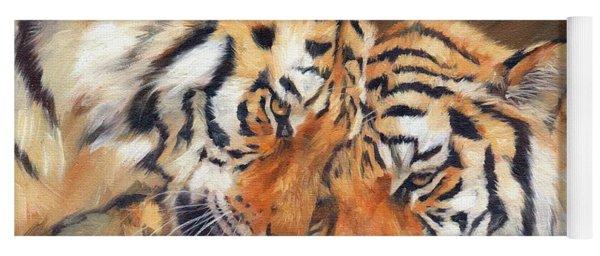 Tiger Love Yoga Mat