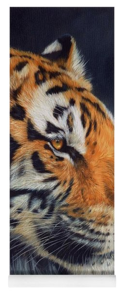 Tiger Profile Yoga Mat