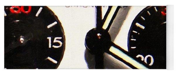 Time Piece - 5d20658 Yoga Mat