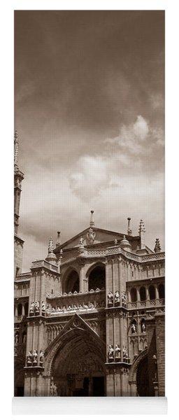Toledo Cathedral Yoga Mat