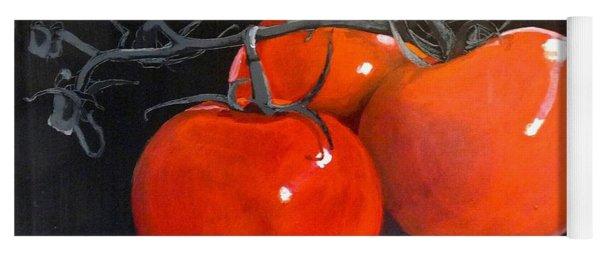 Tomatoes Yoga Mat