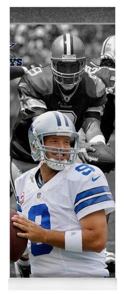 Tony Romo Cowboys Yoga Mat