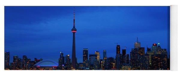 Toronto Blues... Yoga Mat