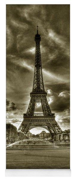Tour Eiffel  Yoga Mat