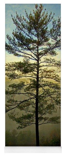 Towering Pine Yoga Mat