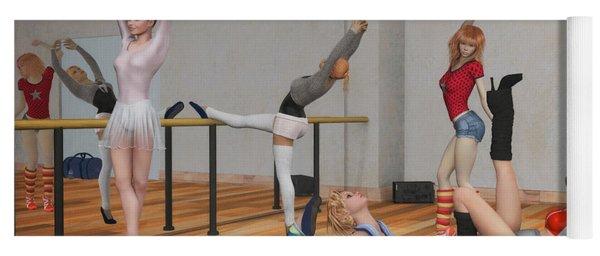 Training Yoga Mat