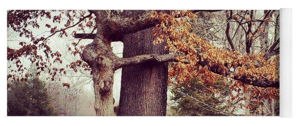 Tree Hugging Yoga Mat