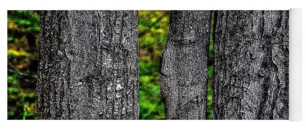 Trees Yoga Mat