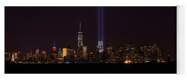 Tribute In Light 9.11 Yoga Mat