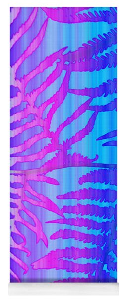 Tropical Delight Yoga Mat