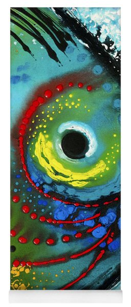 Tropical Fish - Art By Sharon Cummings Yoga Mat