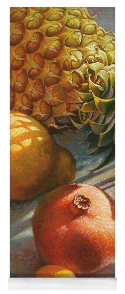 Tropical Fruit Yoga Mat