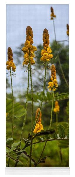 Tropical Plants Yoga Mat