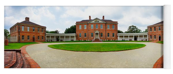 Tryon Palace In New Bern, North Yoga Mat