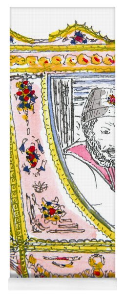Tsar In Carriage Yoga Mat