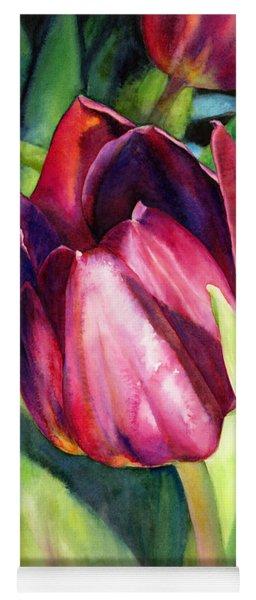 Tulip Delight Yoga Mat