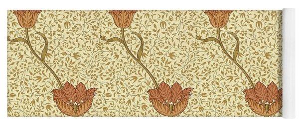 Tulip Garden By Morris Yoga Mat