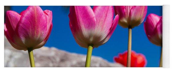 Tulip Revival Yoga Mat