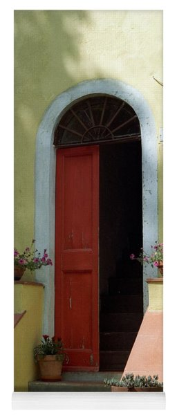 Tuscan Door Yoga Mat