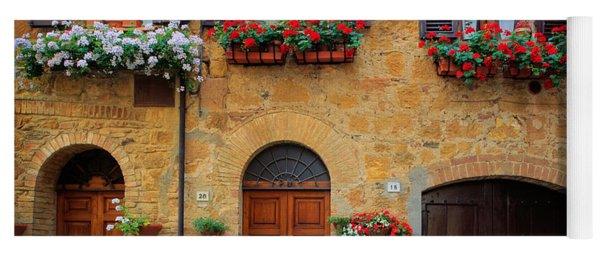Tuscan Homes Yoga Mat