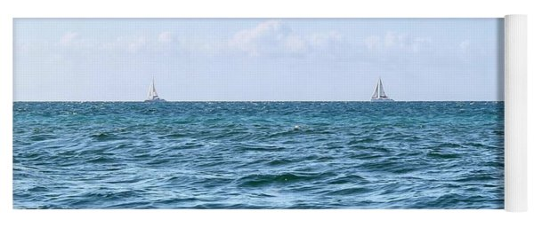 Twin Sails Yoga Mat