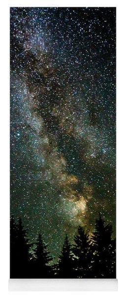 Twinkle Twinkle A Million Stars  Yoga Mat