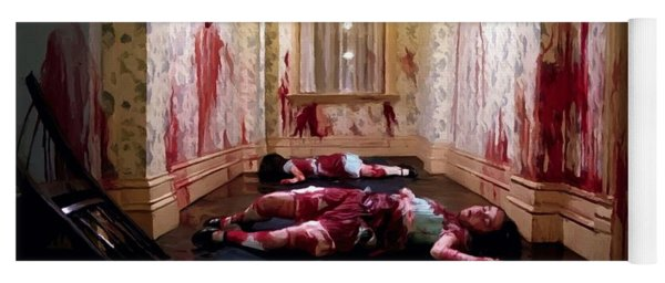 Twins Murdered @ The Shining Yoga Mat