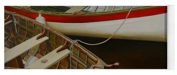 Two Boats Yoga Mat
