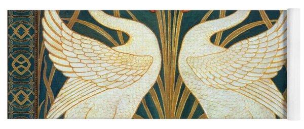 Two Swans Yoga Mat