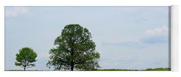 Two Trees Yoga Mat