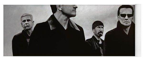 U2 Yoga Mat