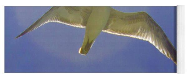 Under His Wings IIi Yoga Mat