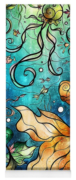 Under The Sea Yoga Mat