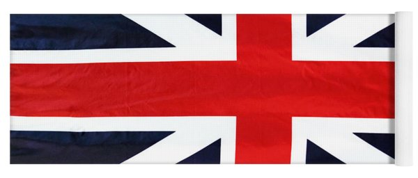 Union Jack Yoga Mat