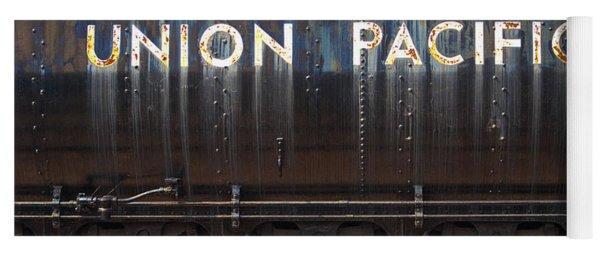 Union Pacific - Big Boy Tender Yoga Mat