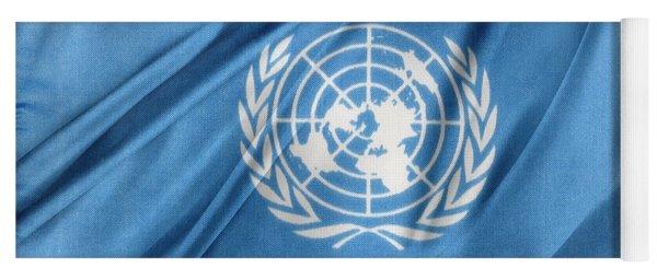 United Nations Yoga Mat