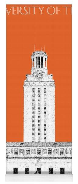 University Of Texas - Coral Yoga Mat