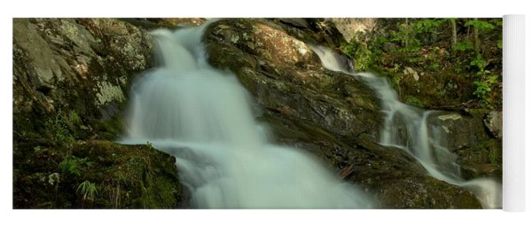 Upper Doyles River Falls Yoga Mat