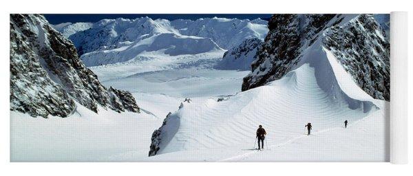Upper Fox Glacier Westland Np New Yoga Mat