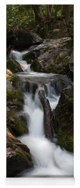 Upper Pup Creek Falls Yoga Mat