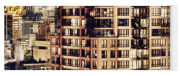 Urban Living Dclxxiv By Amyn Nasser Yoga Mat