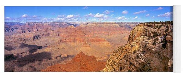 Us, Arizona, Grand Canyon, View Yoga Mat