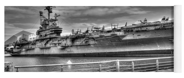 Uss Intrepid Yoga Mat