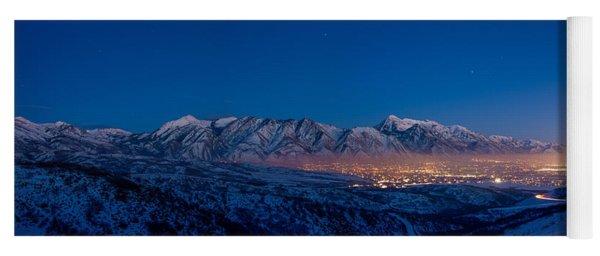 Utah Valley Yoga Mat