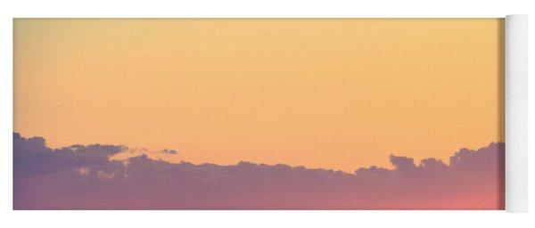 Vail Sunset Yoga Mat