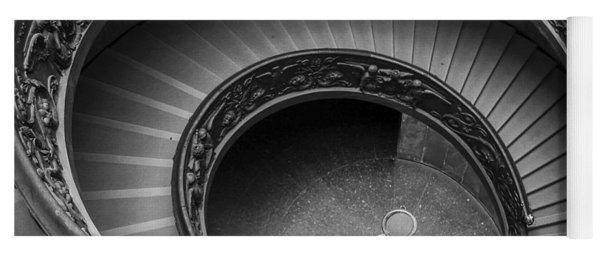 Vatican Stairs Yoga Mat