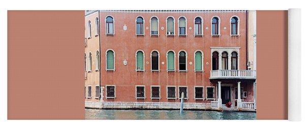 Venice Apartment Yoga Mat